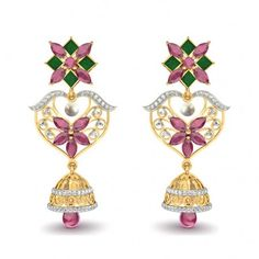Discover the biggest jewelry trends of spring according to the most coveted runways. Big Jewelry, Jewellery, Shopping Stores, Jewelry Trends, Drop Earrings, Jewels, Spring, Jewerly, Schmuck