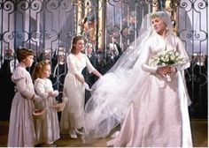Log in The Sound of Music wedding processional ~ used as our wedding processional (powerful organ!) Log in The Sound of Music wedding processional ~ used as our wedding processional (powerful organ! Julie Andrews, Movie Wedding Dresses, Wedding Movies, Wedding Gowns, Wedding Scene, My Fair Lady, Sound Of Music Costumes, Movie Costumes, Sound Of Music Movie