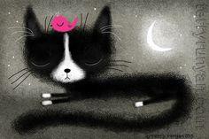 Terry Runyan, illustration - ego-alterego.com