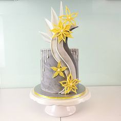 Birthday cake fūr Vanessa.#пеку_как_художник #домашняя_выпекушка