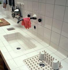 dtile tegels in keuken