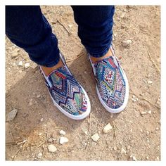 Abstract Slip-On | Shop Womens Shoes at Vans