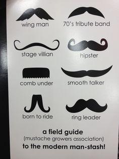 mustache guide