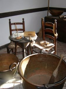 Cooking in Colonial America, A Bibliography | Gherkins & Tomatoes