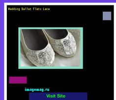 Wedding Ballet Flats Lace 144906 - The Best Image Search