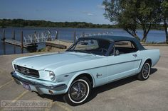 FEATURE: 1964 Ford Mustang - '1st Mustang Sold'