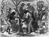 March 1794 – Eli Whitney is granted a patent for the cotton gin. Us History, African American History, Black History, History Pics, Eli Whitney, Cotton Gin, King Cotton, Coloured People, Chant