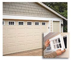 How To Add Windows Your Garage Doors Just What I Need