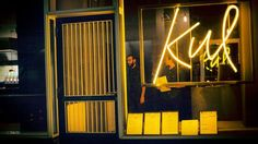 Kul på ny og billig restaurant i Kødbyen Neon Signs, Dan, Restaurants, Restaurant