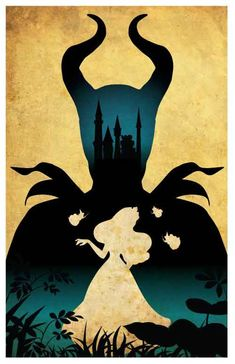 Vintage Disney movie poster -Sleeping Beauty ► Printed on high quality, weather resistant, texture card ► All Print comes with white border ► Print is ready for framing ► Listing is for the poster only - frame / mount and accessories are not inclu Horror Movie Posters, Disney Movie Posters, Disney Movies, Disney Pixar, Maleficent Quotes, Disney Maleficent, Disney Villains, Poster Retro, Poster Art