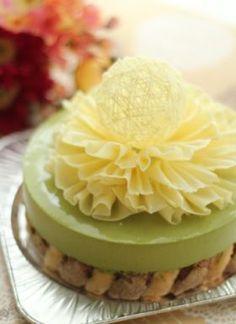 「抹茶あずきムース」setsuko♪ | お菓子・パンのレシピや作り方【corecle*コレクル】