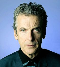 Peter Capaldi photographed by Carolyn Cole for the LA Times 2014