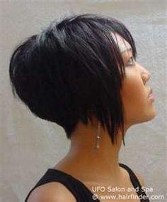 hair with a little edge