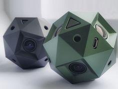 4K/60fpsで360度全方位をムービー撮影できるボール型カメラ「Sphericam 2」 - GIGAZINE