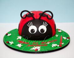 Michaela's Ladybug | por Rouvelee's Creations