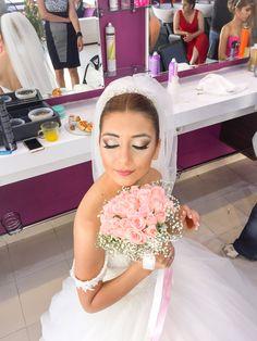Gelin makyajı Serhat cici Ankara
