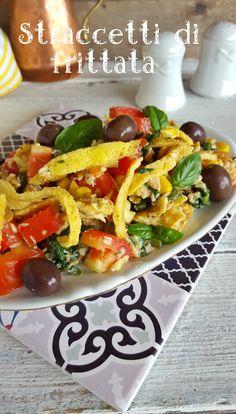 Easy Delicious Recipes, Keto Recipes, Tasty, Healthy Recipes, Good Food, Yummy Food, Antipasto, Frittata, Food Photo
