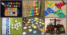 Nuevos 50 Juegos matemáticos para trabajar los números y otros conceptos lógico matemáticos