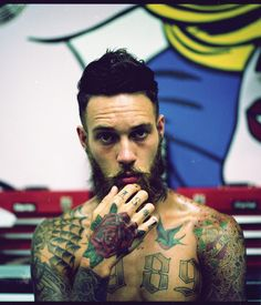 Billy Huxley Interview | The Quarterly