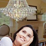 Costco: Lighting by Pecaso Expanded Lighting Collection Crystal Chandelier Lighting, Chandelier For Sale, Home Upgrades, Costco, Ceiling Lights, Crystals, Fun Stuff, Collection, Decorating