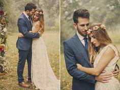 Cumbres Borrascosas Boho Chic, Couple Photos, Couples, Weddings, Gardens, Style, Couple Shots, Couple Photography, Couple