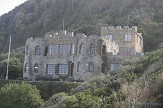 Noetzi Castle in SA Knysna, Cape Town, Castles, South Africa, Houses, Mansions, House Styles, Outdoor, Homes