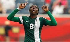 Nigeria's Asisat Osoala wins Africa's female footballer of the year