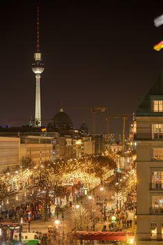 Unter den Linden Boulevard - Berlin