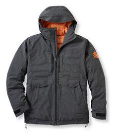 #LLBean: Headwall Ski Jacket