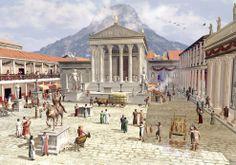 Templo de Júpiter, Pompeii.