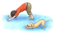 Bij de diernarts komt een....Hond (Kathleen Rietz)