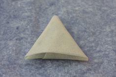 feuille de brick pliée en triangle blog chez requia