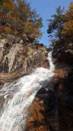 Seoraksan National Park in Sokcho, Korea
