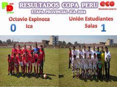 """""""Puro Deporte"""": Resultados Semifinal de Copa Perú Ica 2014 13 Juli..."""