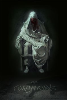 The Conjuring by Randy Ortiz  Available at  Texas Frightmare Weekend, April 29th - May 1st from  Mondo   (tables 171 - 173).