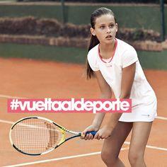 #vueltaaldeporte #tenis #Decathlon