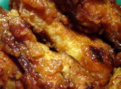 WOW...is all I can say. I made these over the weekend to give the recipe a test run and it is a keeper for us. I was looking for new appetizers for a few get togethers during the holiday season and found this easy and very tasty wing recipe.