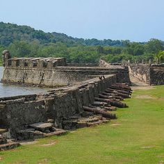© Vincent Ko Hon Chiu// Portobelo,Panama- Magnificent examples of 17th- and 18th-century military architecture, these Panamanian forts on the Caribbean coast form part of the defence system built by the Spanish Crown to protect transatlantic trade.