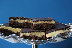 Low Carb Nanaimo Bars