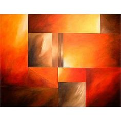 Warmth - Hand Signed Oil Painting