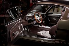 1965 Ford Mustang Espionage by Ringbrothers