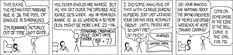 How I Teach Calculus: A Comedy (xkcd-Dating Pool, Optimization) | ThinkThankThunk