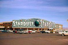 Stardust - Las Vegas - 1959