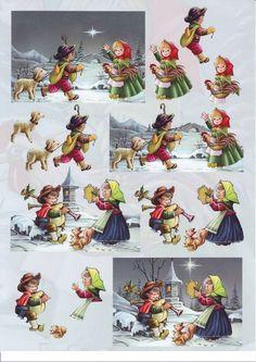 1345.jpg Christmas 3D toppers