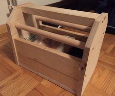 How to Make a Shoe Shine Box   In The Home   Shoe shine