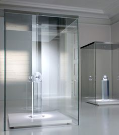 tokujin yoshioka: 'moon fragments' in 'story of... memories of CARTIER creations' exhibition
