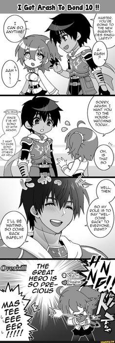 fate, fatestaynight, fatezero, fategrandorder, animu - iFunny :)