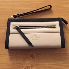 LOWEST!! Kate Spade Wristlet/Wallet Will update info soon.... kate spade Bags Clutches & Wristlets