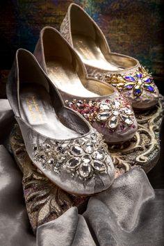 0ce89f7a842  AntoniaSautter  Collection  Shoes  Swarowski  HandPrinted  Velvet   MadeInItaly  Venice