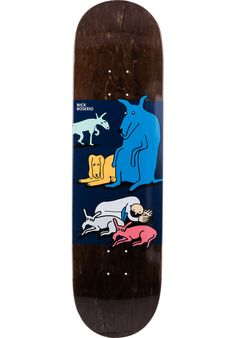Polar-Skate-Co Nick-Boserio-All-My-Dogs - titus-shop.com  #Deck #Skateboard #titus #titusskateshop